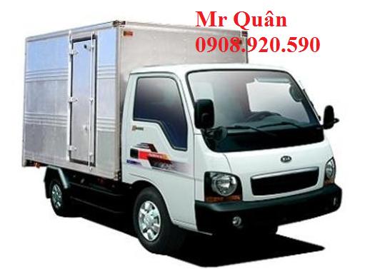 Xe tải Kia 1 tấn 25 k2700, 830kg 930kg thùng kín kèo bạt chính hãng giá tốt 2013 Ảnh số 27093859