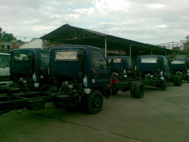 Bán Xe Tải Hyundai 3,5 tấn HD72 3T5 Xe Ben 3,5 tấn, đóng thùng kín, thùng bạt Sản Xuất 2013 Ảnh số 27978770