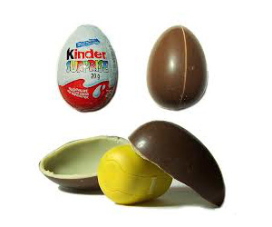 Kẹo Chocolate trứng Kinder Surprise Ảnh số 28237404