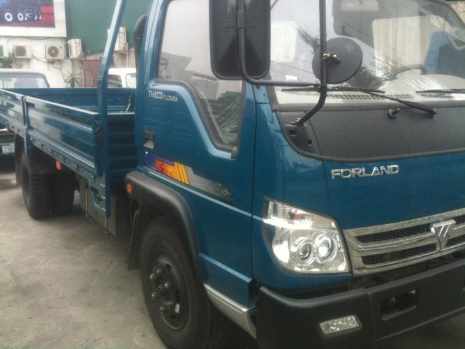 Ô tô tải THACO KIA Hải Phòng, KIA, HYUNDAI, Forland, Ollin, Auman Trường Hải tại Hải Phòng từ 500kg đến 19 tấn Ảnh số 28290751