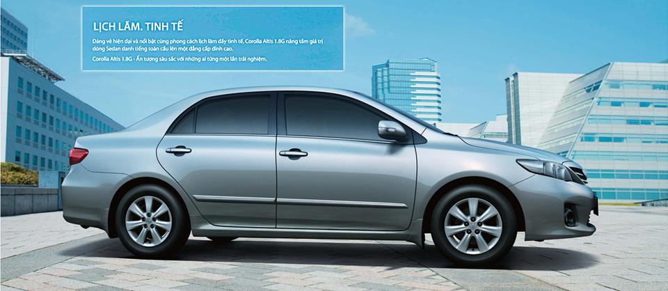 Toyota corolla altis 2013, giá corolla altis 2013 rẻ nhất sài gòn, corolla altis bán trả góp Ảnh số 28678273