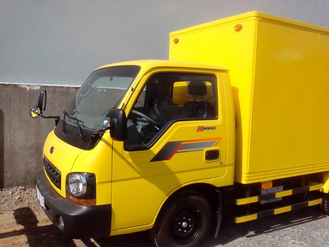 Xe tải Kia 1 tấn 25 k2700, 830kg 930kg thùng kín kèo bạt chính hãng giá tốt 2013 Ảnh số 29895042