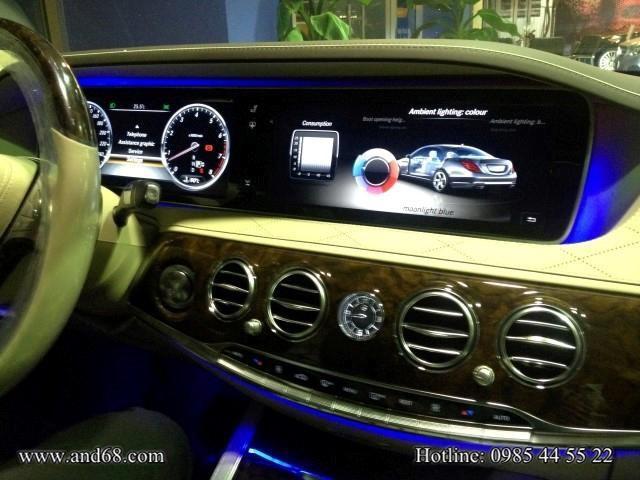 Bán Mercedes S500, Mercedes S500 2015, Mercedes S400 hàng lắp ráp trong nước, Giá cả cạnh tranh nhất, LH: 0913 33 22 55 Ảnh số 30869250