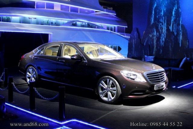 Bán Mercedes S500, Mercedes S500 2015, Mercedes S400 hàng lắp ráp trong nước, Giá cả cạnh tranh nhất, LH: 0913 33 22 55 Ảnh số 30869266