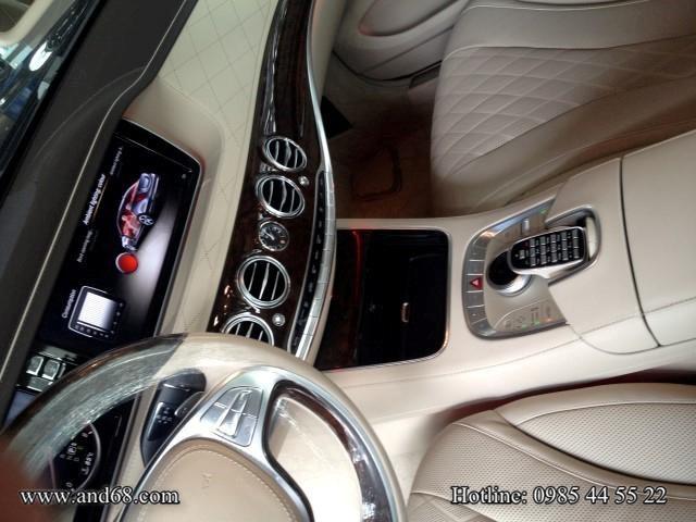 Bán Mercedes S500, Mercedes S500 2015, Mercedes S400 hàng lắp ráp trong nước, Giá cả cạnh tranh nhất, LH: 0913 33 22 55 Ảnh số 30869278