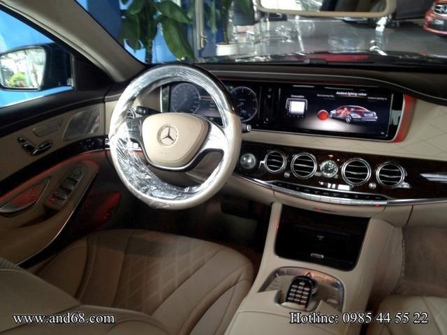 Bán Mercedes S500, Mercedes S500 2015, Mercedes S400 hàng lắp ráp trong nước, Giá cả cạnh tranh nhất, LH: 0913 33 22 55 Ảnh số 30869295
