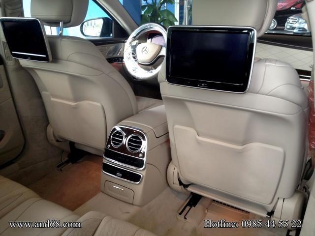 Bán Mercedes S500, Mercedes S500 2015, Mercedes S400 hàng lắp ráp trong nước, Giá cả cạnh tranh nhất, LH: 0913 33 22 55 Ảnh số 30869296