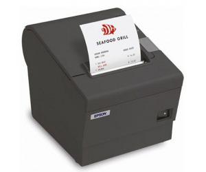 Ảnh số 2: Máy in hoá đơn siêu thị EPSON TM-T88IV(Máy in nhiệt có khả năng in 2 màu) - Giá: 5.830.000