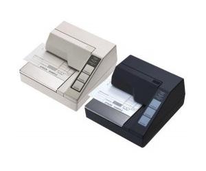 Ảnh số 3: Máy in hoá đơn siêu thị Epson Printer TM-U295 - Giá: 7.526.000
