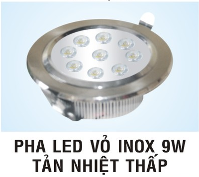 Đèn led downlight 9w