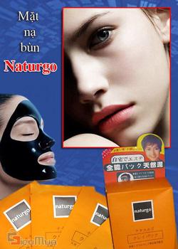 Ảnh số 1: Mặt Nạ Bùn Lột Mụn Naturgo SHISEIDO - Giá: 35.000