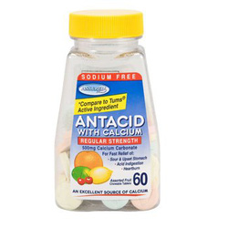 Ảnh số 1: Assured Antacid with Calcium - Giá: 160.000