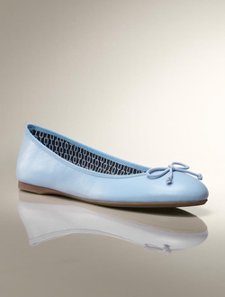 Ảnh số 21: Tablots Blue Jilly Leather Ballet Flats - Giá: 1.350.000