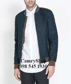 Ảnh số 36: Áo khoác Zara nam - Giá: 450.000