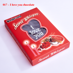 Ảnh số 30: Secret whisper - I love you chocolate - Giá: 65.000