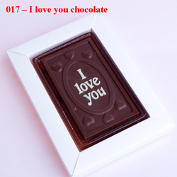 Ảnh số 31: Secret whisper - I love you chocolate - Giá: 65.000