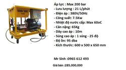 Ảnh số 16: M&aacutey rửa xe ,T&agraveu ,C&ocircng tr&igravenh - Giá: 285.000.000