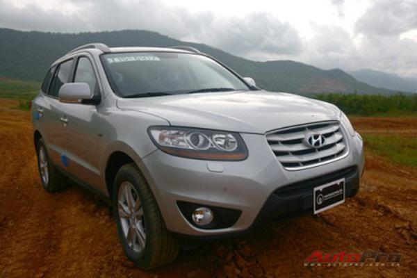 Hyundai Santafe mlx,slx 2010,giá cạnh tranh. , Ảnh đại diện
