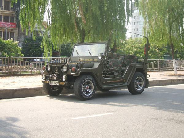 Cần bán 01 chiếc xe ôtô Jeep lùn đời A1 của Mỹ 180 triệu , Ảnh đại diện