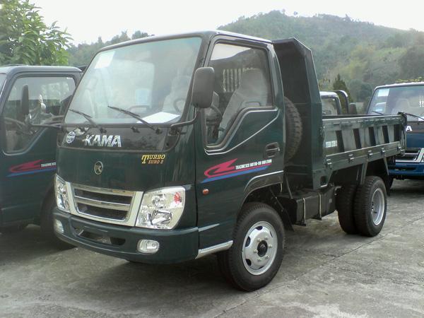 Bán trả góp các loại xe tải nhãn hiệu KAMA, QINGQI, JAC, giá Nhà máy , Ảnh đại diện