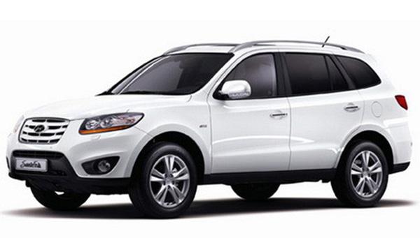 Hyundai SantaFe SLX , Kia Forte SLI model 2010, Getz 1.1 , Ảnh đại diện