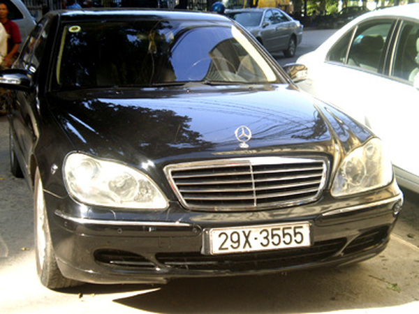 Bán xe Mercedes S350 đời 2005 , Ảnh đại diện