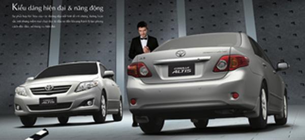 Corolla Altis 1.8 AT Lịch lãm và Tinh tế , Ảnh đại diện