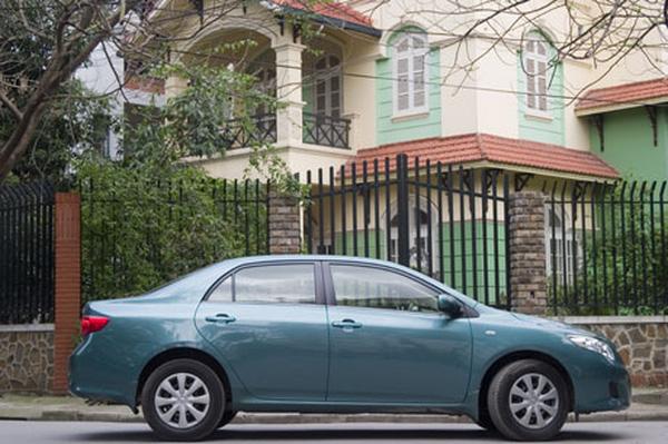 Corolla 1.6 2012 màu đen, màu bạc,màu lông chuột...full option gaio xe ngay hôm nay giá bán buôn trên toàn quốc. , Ảnh đại diện
