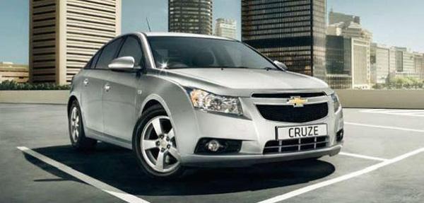 Công ty Ôtô Việt Nam Daewoo Chevrolet Cruze , Ảnh đại diện