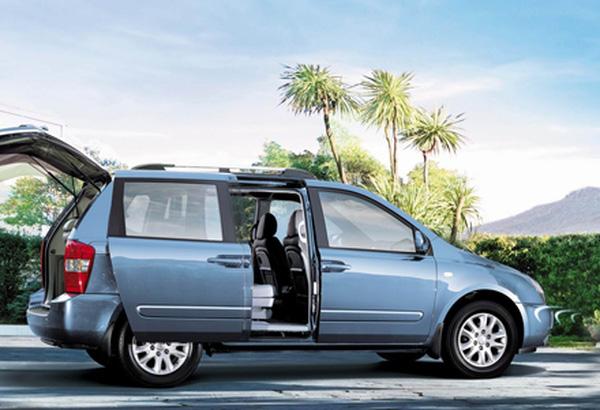 Báo giá xe Kia Carnival 2010 máy xăng 2.7L 8 chỗ Kia Carnival 2010 Động cơ dầu 2.9L 11 chỗ Tp.HCM , Ảnh đại diện