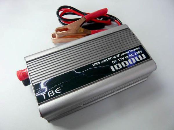 Power Inverter 500W, 1000W DC 12V to AC 220V Chuyên dùng cho thiết bị điện tử... trên xe hơi , Ảnh đại diện