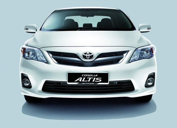Toyota Altis Quyến rũ mọi ánh , Ảnh đại diện