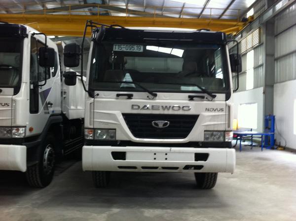 Bán xe Daewoo tải tự đổ 15 tấn 10m3,15 tấn15m3.nhà phân phối Daewoo độc quyền tại việt nam , Ảnh đại diện