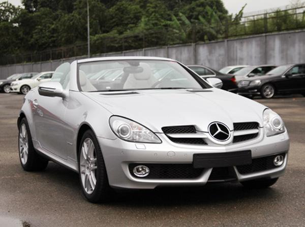 Mercedes SLK200 2011 2012, giá xe thể thao 2 cửa mercedes SLK200, đại lý bán xe mercedes SLK 200 ở TPHCM, mercedes SLK.. , Ảnh đại diện