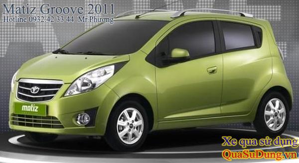 Cần bán xe hơi Matiz Groove 2011 cũ giá rẻ TP.HCM , Ảnh đại diện