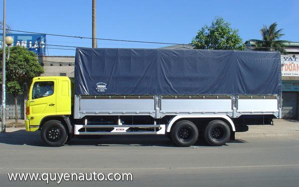 Xe tải HINO thùng kín,thùng bạt,thùng đông lạnh,gác cẩu,thùng cánh rơi...Xe tải trọng 1,9T 16,4T Bán trả góp cực HOT. , Ảnh đại diện