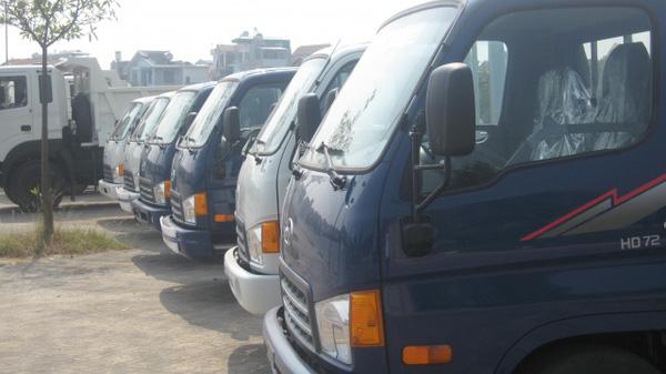 Xe tải 3,5t huyndai tại hà nội , Ảnh đại diện