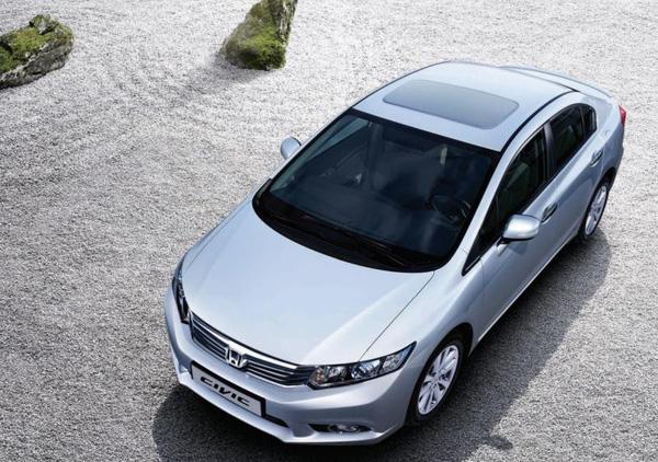 Honda Civic phiên bản thứ 9, CRV 2.4, Accord nhập khẩu Thái Lan 2013 giá sốc , Ảnh đại diện