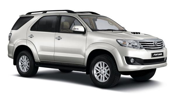 Toyota Fortuner 2013 mẫu xe địa hình được ưa chuộng nhất Việt Nam , Ảnh đại diện