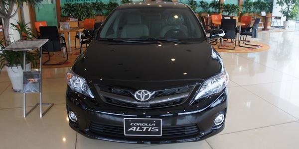 Giá Toyota Altis 2014: Altis 1.8AT, 1.8MT, 2.0CVT số sàn, số tự động, giao xe ngay tại Toyota Thanh Xuân , Ảnh đại diện