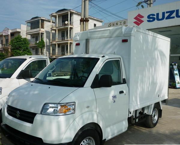 Suzuki tải 500kg, 740kg, xe tai đông lạnh chính hãng tại HÀ NỘI , Ảnh đại diện