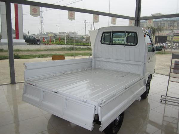 Bán xe tải 5 tạ Suzuki màu trắng đời 2010 , Ảnh đại diện