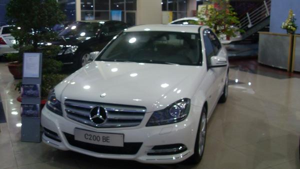 Bán xe mercedes c200 2012, giá xe mercedes c200 2012, đại lý bán xe mercedes c200 khuyến mãi 5% hoặc hỗ trợ lãi suất 9.9 , Ảnh đại diện