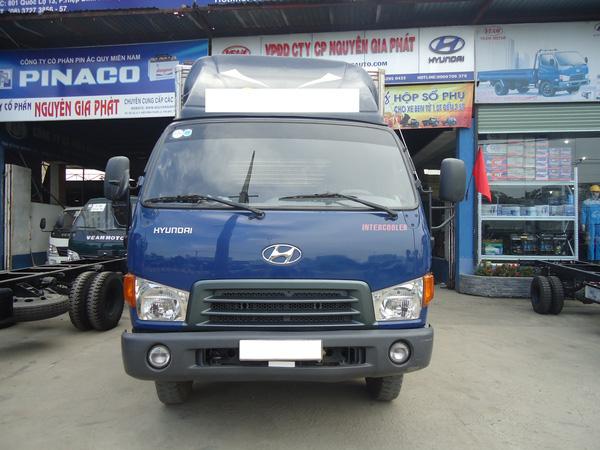 Xe tải Huyndai HD65 1.75 tấn sx2011 thùng kín đi 76.000km mới 90% giá 510 triệu , Ảnh đại diện