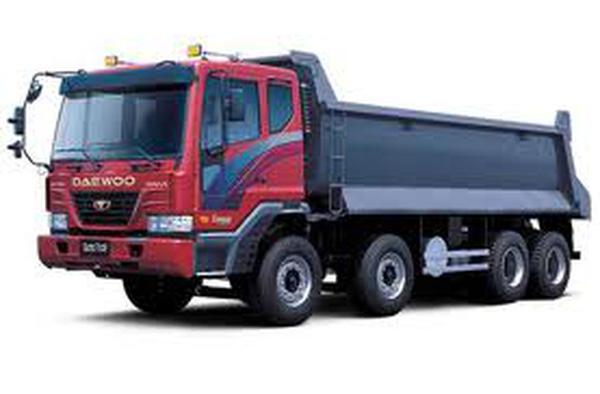 Bán xe ben Tata DAEWOO, xe công trình Hàn Quốc Hyundai robex HL170 7 , Ảnh đại diện