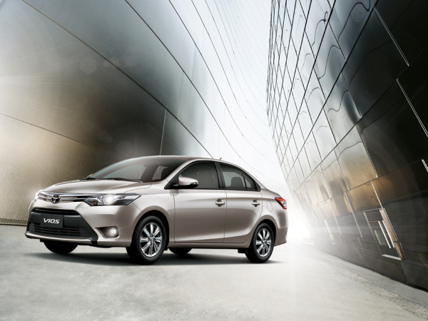 Toyota Vios số tự động 2017 thế hệ mới , Ảnh đại diện
