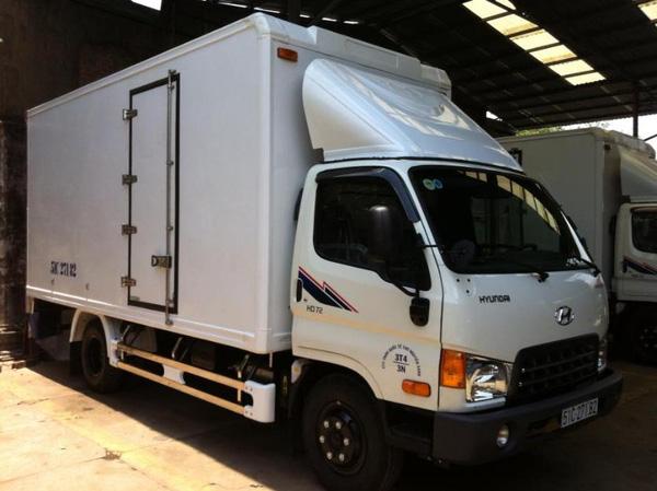 Bán xe tải Hyundai HD72 3.5 tấn, Model 2014, 3500 kg, Thùng kín, thùng phủ bạt, Thùng Đông Lạnh , Ảnh đại diện