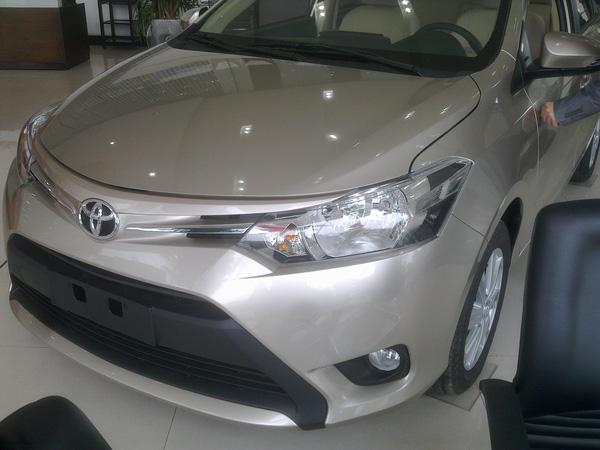 Toyota Vios 1.5E Số Sàn 2017 km rất lớn,giao xe ngay , Ảnh đại diện