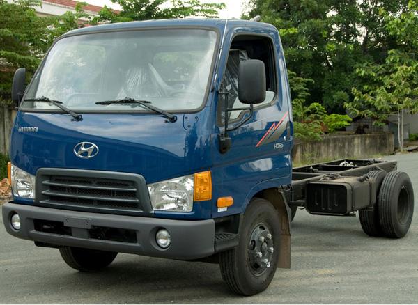 Xe tải hyundai. Bán xe tải Hyundai, Xe tải Hyundai luôn chứng tỏ sức mạnh của một thương hiệu , Ảnh đại diện