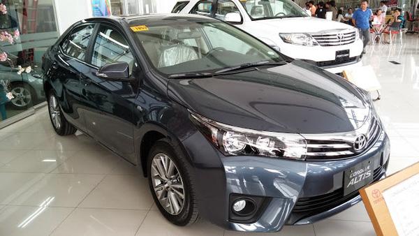 Toyota Corolla Altis 2015 giá cực hot , Ảnh đại diện